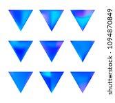 vector gradient reverse... | Shutterstock .eps vector #1094870849