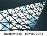 bright sky visible through... | Shutterstock . vector #1094871095