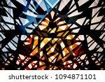 multiple exposure photo of... | Shutterstock . vector #1094871101