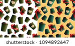 coffee seamless patterns.... | Shutterstock .eps vector #1094892647