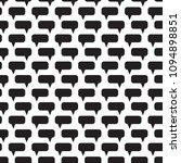 speech bubbles seamless pattern.... | Shutterstock .eps vector #1094898851