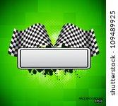 racing background | Shutterstock .eps vector #109489925