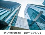 low angle view of skyscrapers... | Shutterstock . vector #1094924771