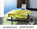 close up touch probe of... | Shutterstock . vector #1094931041