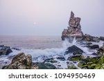 dalian lushun xihu tsui general ... | Shutterstock . vector #1094950469