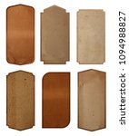 vintage label design paper... | Shutterstock . vector #1094988827