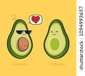illustration cartoon funny... | Shutterstock .eps vector #1094993657
