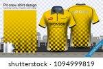 racing t shirt with zipper ...   Shutterstock .eps vector #1094999819