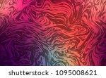 dark green  red vector pattern... | Shutterstock .eps vector #1095008621