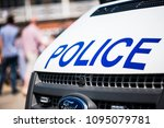 surrey  uk. 7th may 2018.... | Shutterstock . vector #1095079781