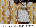 Tassel For Curtains Against Th...