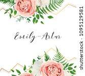 Wedding Floral Invite ...