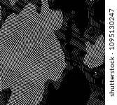 abstract grunge grid stripe...   Shutterstock .eps vector #1095130247