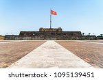 amazing view of a square and... | Shutterstock . vector #1095139451
