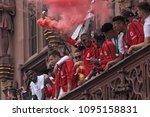 frankfurt am main  germany may... | Shutterstock . vector #1095158831