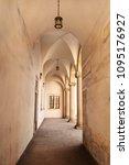 Hallway In The Wawel Castle ...