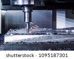 metalworking cnc milling... | Shutterstock . vector #1095187301