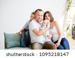 photo of happy married couple... | Shutterstock . vector #1095218147