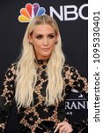 ashlee simpson at the 2018... | Shutterstock . vector #1095330401