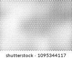 grunge halftone background ... | Shutterstock .eps vector #1095344117