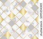vector marble seamless pattern...   Shutterstock .eps vector #1095354305