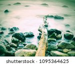 romantic atmosphere colorful... | Shutterstock . vector #1095364625