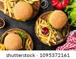 Tasty burgers  cheeseburgers ...