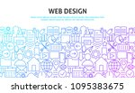 web design concept. vector...