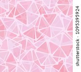 the abruption. pattern.... | Shutterstock .eps vector #1095395924