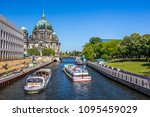 Small photo of Berlin, Cathedral, Castle, Spree, Germany