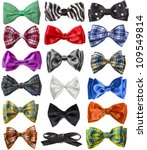 collection set of colorful... | Shutterstock . vector #109549814