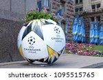 kyiv  ukraine   may 21 2018 ... | Shutterstock . vector #1095515765
