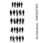 vector illustration of... | Shutterstock .eps vector #1095537347