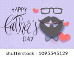 beautiful vector illustration... | Shutterstock .eps vector #1095545129