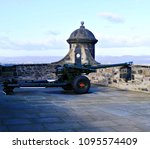 Small photo of The One O'Clock Gun has been in daily use except on Sundays, Good Fridays and Christmas Days since 1861 to signify the arrival of 1p.m. to all mariners on the Firth of Fourth. Edinburgh, Nov 10, 2017