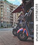 Small photo of Nice mood rent a electro scooter