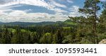 panorama of the... | Shutterstock . vector #1095593441