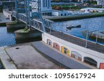 den haag  netherlands  ... | Shutterstock . vector #1095617924