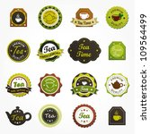 collection of premium quality... | Shutterstock .eps vector #109564499