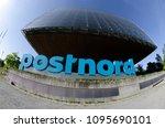 solna  sweden   19 may 2018.... | Shutterstock . vector #1095690101