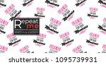 motivational manicure vector...   Shutterstock .eps vector #1095739931