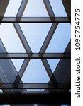 reworked photo of window....   Shutterstock . vector #1095754775