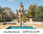 pasadena  california   usa  ... | Shutterstock . vector #1095761159