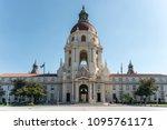 pasadena  california   usa  ... | Shutterstock . vector #1095761171