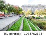 portland  oregon   usa  ... | Shutterstock . vector #1095762875
