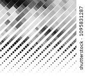 squared monochrome vector... | Shutterstock .eps vector #1095831287
