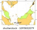 malaysia map geo wallpaper