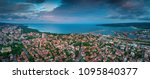 varna  bulgaria aerial drone... | Shutterstock . vector #1095840377