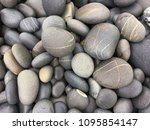 abstract background with round... | Shutterstock . vector #1095854147