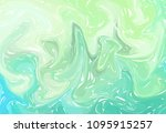fluid colorful shapes... | Shutterstock .eps vector #1095915257